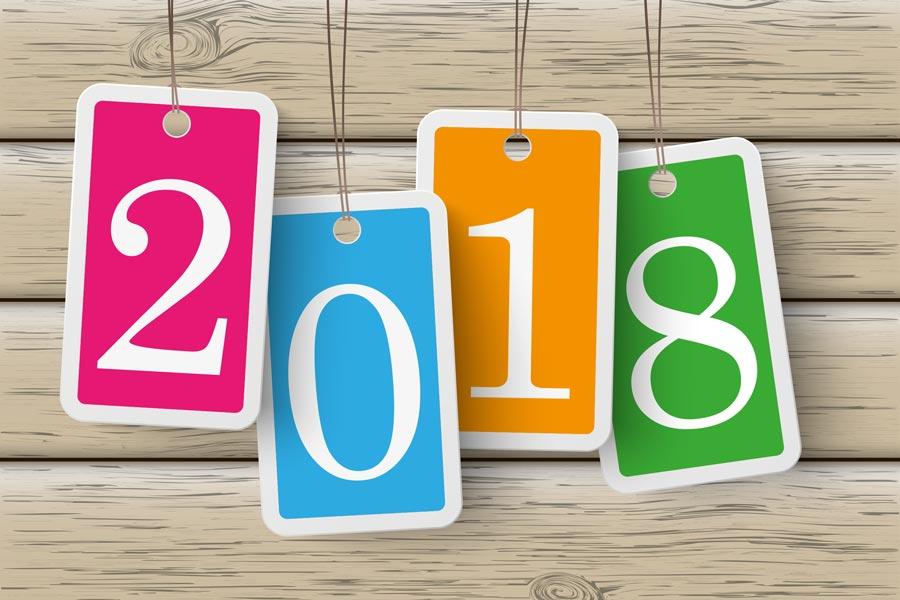Calendario contribuyente 2018
